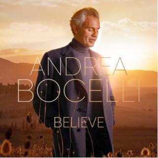 BELIEVE - Bocelli Andrea [CD album]